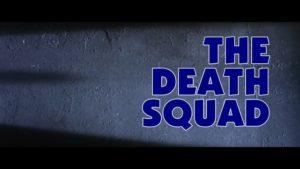 The Death Squad: Ikoni elokuva konna suuri musiikkivideo