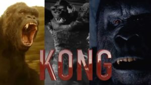 A evolução do King Kong