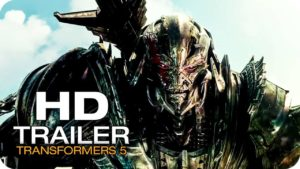 Transformers 5: The Last Knight - Neuer Trailer