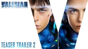 Valerian and the City of a Thousand Planets - Zweiter Trailer