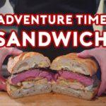 """Wie man das perfekte Sandwich aus """"Adventure Time"""" nachkocht"""