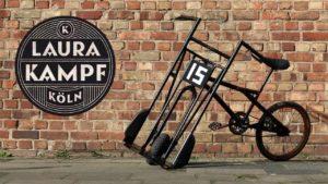 Wie man sich ein Bier-Bike baut