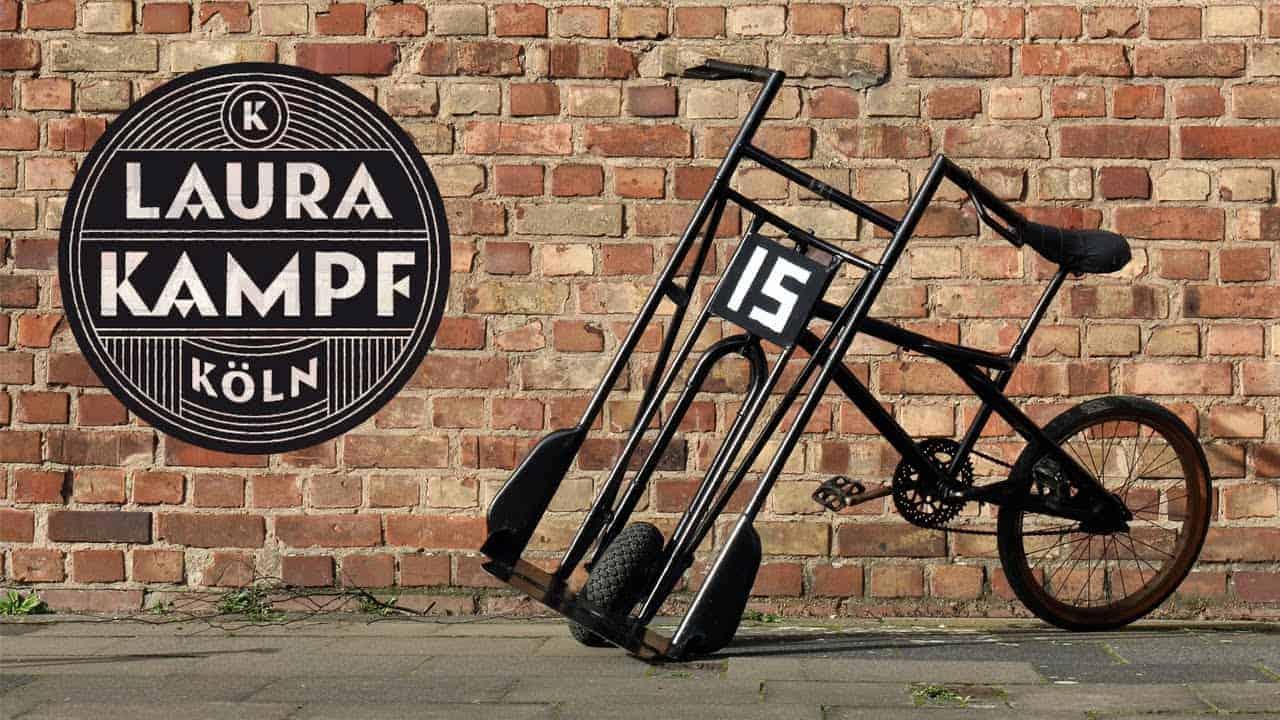 wie man sich ein bier bike baut dravens tales from the crypt. Black Bedroom Furniture Sets. Home Design Ideas