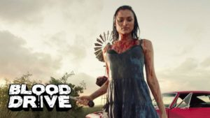 BLOOD DRIVE - Trailer blodig SyFy serien