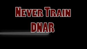 DBD: DNAR - Never Train