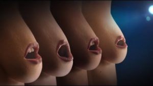 EVERYBODY LOVES BOOBS: If tits sing have something to tell us