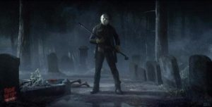 Friday the 13th: Peli: TRAILER, Alkamispäivä ja Special Tom Savini