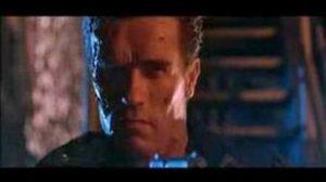"""Terminator 2 Quot w hiszpańskim wersji &"""" Terminator nie mówi & quot; Hasta La Vista, Kochanie"""""""