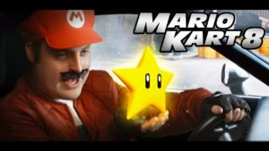 Mario Kart 8: Édition Fast and Furious