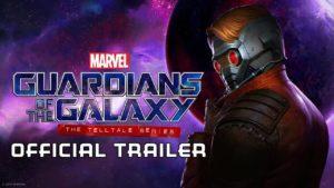 Marvels Förmyndare av galaxen: The Telltale Series - Trailer