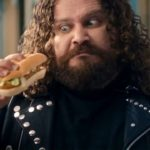 Mc Metal: McDonald's adverteert Heavy Metal