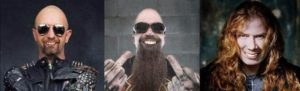 Bad Boys Don't Smile: conjured grim metal musicians a smile on your face