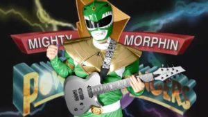 Power Rangers Theme als Metal Remake