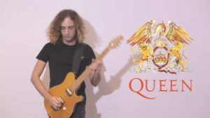 Queen Diskografie (1973-1995) performed by Andre Antunes