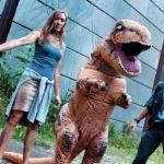 Real Life Jurassic Park Parkour