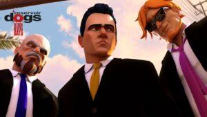 """""""Reservoir Dogs"""" sieht als Videospiel furchtbar aus"""