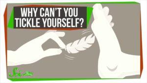Warum du dich nicht selbst kitzeln kannst
