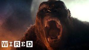 "Wie die visuellen Effekte für ""Kong: Skull Island"" ont été créés"