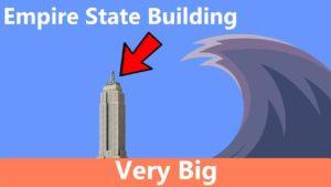 Wie gross kann ein Tsunami werden?