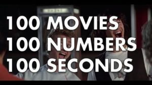 100 Movies 100 Numbers 100 Seconds
