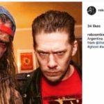 Rob Zombie demaskiert Duch und postet Instagram-foto mit unmaskiertem Papa emerytowany