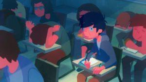 Afternoon Class: Nicht einschlafen in der Schule