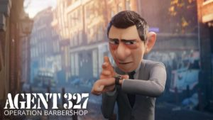 Agent 327: drift Frisør