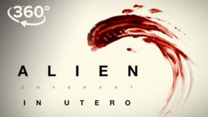 Alien: PAKT - i Utero: A 360 Virtual Reality Experience