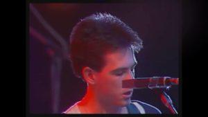 """Allererster TV-Auftritt von """"The Cure"""" 1979"""