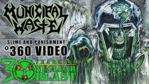 DBD: Slime And Punishment - Municipal Waste