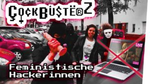 Die Cockbusters: Feministi Hacker Project