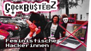Die Cockbusters: Ein feministisches Hackerprojekt