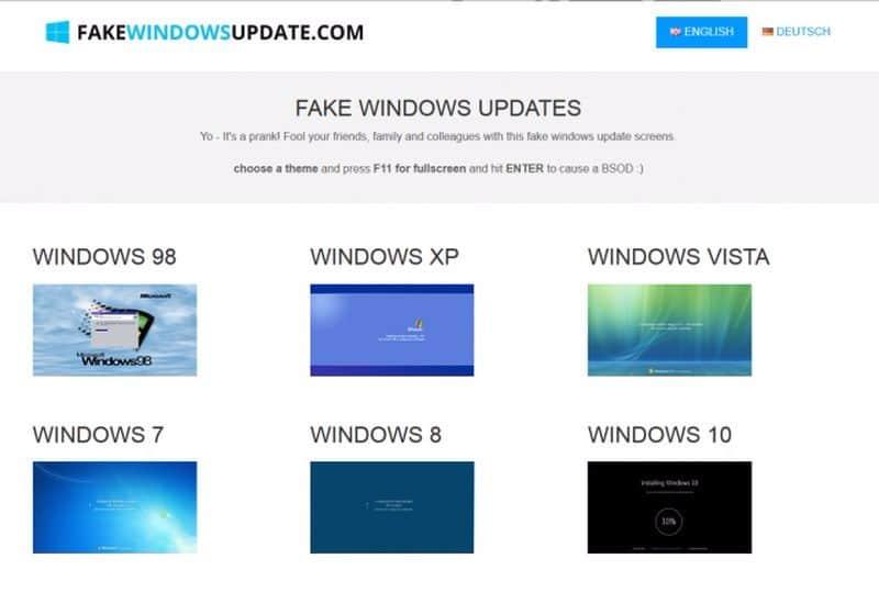 Fake Windows Updates Fur Alle Die Im Buro Arbeiten Dravens Tales