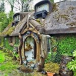 The crazy hobbit house of my uncle