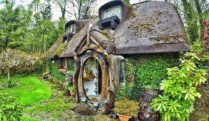 Den galna hobbit hus min farbror