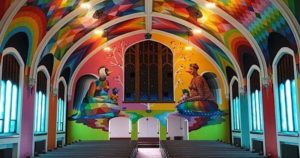 International Church of Cannabis: Wiet rook in plaats van wierook in de cannabis Kerk in Denver