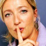 Ægte Marine Le Pen