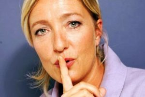 True Marine Le Pen