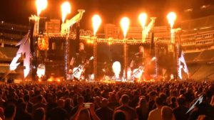 "Metallica: ""Fuel"" Live vom Foxborough-Auftritt"