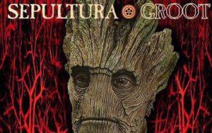 """Groot"": Sepultura en de Guardians of the Galaxy"