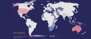Travel Visa Inequality: Welches Reise Visum man wo braucht