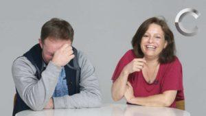 Wenn Eltern ihren Kindern erzählen, wie sie ihre Jungfräulichkeit verloren haben