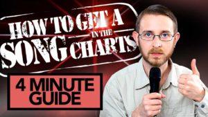 Hur man gör en låt för att kartlägga framgång