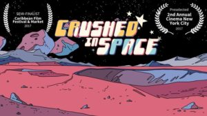 Crushed in Space