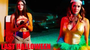 DBD: dernière Halloween - Jyrki 69