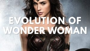 De evolutie van Wonder Woman in film en televisie