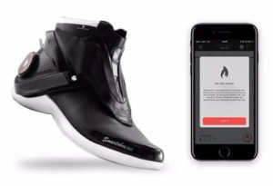 Digitsole Smartshoe: The first intelligent, selbstschnürende sneaker