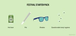 Festiwal Starter Pack