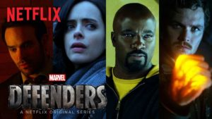 Marvel's The Defenders - Trailer