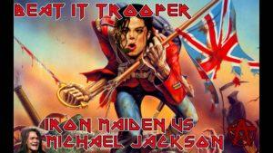 Mashup kombiniert gekonnt Michael Jackson und Iron Maiden
